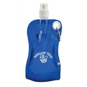 14oz. Flat Snap Bottle