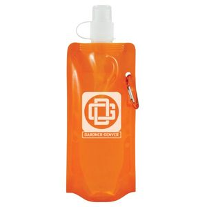 16oz. Latitude Flat Bottle