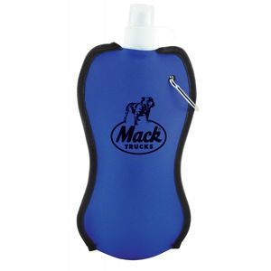 Neoprene Flat Bottle
